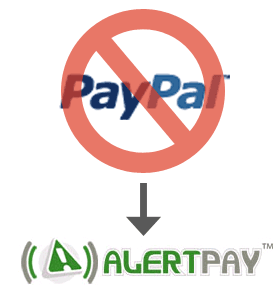 WE DO NOT ACCEPT PAYPAL
